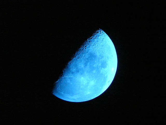 once in a blue moon picture