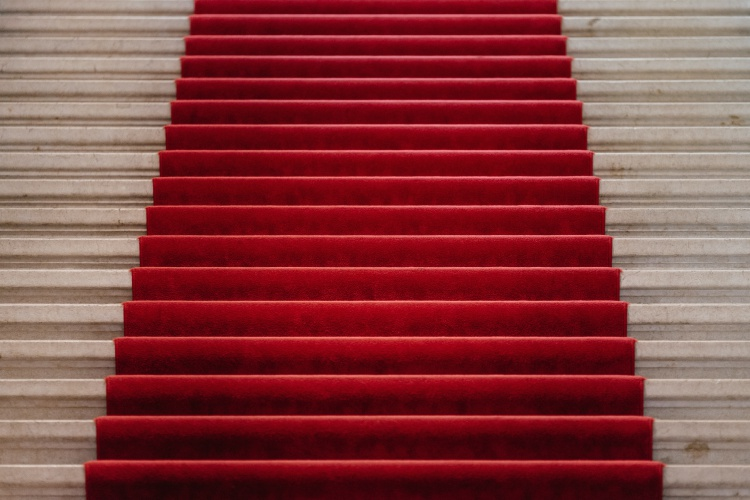 roll out the red carpet picture